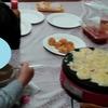 ママ友たちのお茶会とタコ焼きパーティー