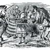 鏡とは異世界と繋がって神通力や悪魔の仕業に結びつくと考えられてきた