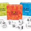 Rory's Story Cubes(ローリーズ・ストーリー・キューブス)で2歳の娘とお話遊び。