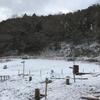 積雪とホープフルS