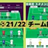 【 #FPL 】21/22シーズン開幕戦のスカッドを決める(暫定)
