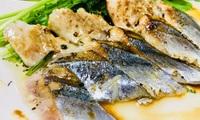 【再現レシピ】秋刀魚の(肝抜き)炙りカルトッチョ〜食戟のソーマ、秋の選抜大会、葉山アキラ〜