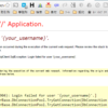(ASP.NET MVC) 「Login failed for user '{your_username}'.」というエラー