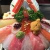 金沢の台所 近江町市場で海鮮丼に岩牡蠣を食べてきた