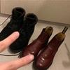 台風19号で汚れたブーツを綺麗にするぞ