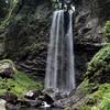 滝の写真 No.24 鳥取県 大鹿滝、雲龍滝
