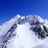 積雪期 西穂高岳