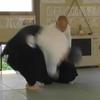 山本益司郎先生の両手取呼吸投のご説明