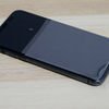 iPhone 11 Pro用に500円以下で購入!ピッタリ貼れる機能付き&指紋が付きにくい高光沢フィルムがいい感じ。