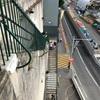 シドニー天文台から見るバーバーブリッジ