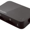 プリンストン Toaster PRO PTW-TSTPが新発売:SDXC/外付けHDD対応、バッテリー搭載Wi-Fiモバイルストレージ