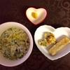 お野菜からの離乳食  [161日目  ヒジキとシラスの米粉のパスタ]