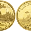 ニュルンベルク1897年ドイツ射撃祭ゴールドメダル