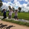 【カンボジア女子一人旅】快適移動で楽しくカンボジア旅行 ♬