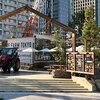 #104 東京・八重洲口のヤンマービル跡地にビアテラス&ベーカリーカフェ BBQなど、2019年4月5日~秋まで