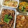 【料理】中華風の作り置き6品+簡単な食後のデザート1品(2017/3/5)