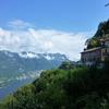 イタリア・ミラノ旅「コモ湖が人を魅了する理由は?フニコラーレで山の上へ」