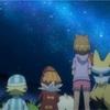 ピカチュウ、プニちゃんの夢を見る!