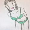 身体を描く!練習2