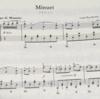 弾きたい曲に追加『ボッケリーニのメヌエット』
