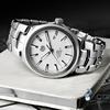 【2017バーゼルの時計展の新作】タイ格HOYAはLinkリンカーンのシリーズCalibre5の精密な鋼の紳士の腕時計を出します