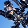 武装神姫 ヤマネコ型MMS アーティル フルバレル レビュー
