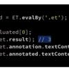 evaluable-tagというnpmモジュールを作った