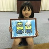 【夏休み】小学生のカラーサンドアート教室が終わったよ【自由研究】