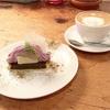 甘さ控えめの大人スイーツ♡紫芋とほうじ茶のタルト(coto cafe @新宿)