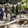 九州豪雨、危険区域外で土砂崩れ…消防団員死亡