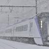 18/01/22  中央本線  裏高尾雪鉄