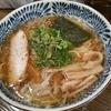 ラーメンはやっぱり塩がおすすめ、もしくはつけ麺!「つぼや」@東梅田