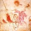 ペルセポネー3 ハーデースによるペルセポネーを略奪から始まる「ペルセポネーの略奪」 主役は農業と大地の女神デーメーテール.地中に埋められた穀物の種子(ペルセポネー)を日の光に連れ戻すという寓話となっています(トマス・ブルフィンチ ギリシア・ローマ神話)