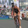 『2009トライアスロン世界選手権シリーズ横浜大会』(女子)を観戦する