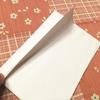 【簡単DIY】裏紙を使って、ブロックメモを作ろう!【ハンドメイド】