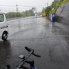 鹿児島も今日はそっと雨
