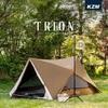 KZM ワンタッチで超組立簡単&超快適空間の今一番のテントをご紹介! 【トリオンテント】