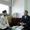 李均洋教授(首都師範大学日本文化研究センター長)と共同研究  日本道観の道教交流