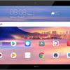 音声入力再チャレンジのため、Huawei製アンドロイドタブレットT5 を希望