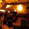 チェコ プラハへ 洞窟のようなレストランでランチ♬