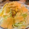 【1食177円】ベームスタートリュフチーズと卵とキャベツのMCTオイルサラダの自炊レシピ