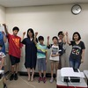 【CoderDojo溝口】第4回活動記録~夏休みが始まった!子どもたちとプログラミングを楽しみました~