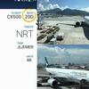 2017/9 CX500 HKG→NRT PY→J