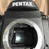 SIGMAのレンズをPENTAX K-1に付けると傷がついたので修理に出しました