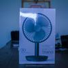 LUMENA(ルーメナー) 扇風機が届いたので開封して使って見たよ