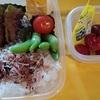ピーマンの肉詰め弁当(*´▽`*)