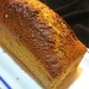 ケーキのようなホットケーキミックスで作る抹茶のケーキ