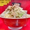 【 ラーメン二郎越谷店 】3月10日は1周年記念で スーパー美味い‼️