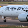 ニュージーランドのBoeing777-300ER