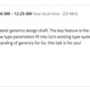 GopherCon2020の個人的注目ポイントなどを抜粋してみた…の巻。